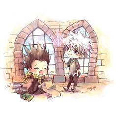 Gon & Killua ^_^