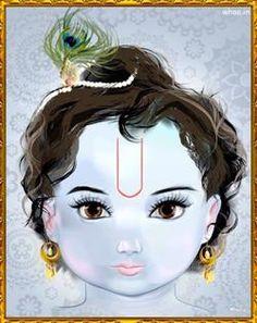 Bal Krishna Art Hd Wallpaper For Janmashtami,Happy Janmashtami Festival Hd And Hq Wallpaper