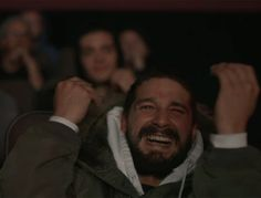 This is Shia rewatching the Even Stevens Movie and his reactions are gloriously hilarious