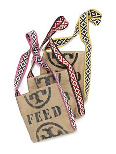 Tory Burch for Holt Renfrew - FEED bag project