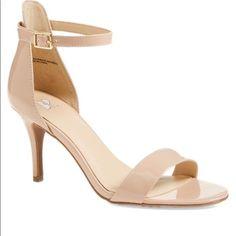 Blush Patent Heels