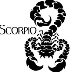 So getting this scorpion tattooed on me.