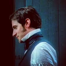 Richard as John Thornton in North & South Elizabeth Gaskell, The Almighty Johnsons, North And South, Vicar Of Dibley, John Thornton, Mr Right, Look Back At Me, British Men, Richard Armitage