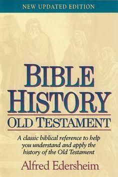 Old Testament History by Alfred Edersheim