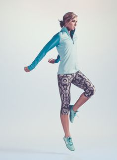 Nike training on Behance / Not sure about the washed out look. But I like the softness, weightlessness.