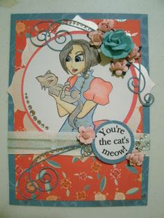 Elaine : Simply Betty Stamps