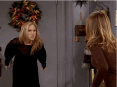"""Every """"Friends"""" Thanksgiving Episode, Ranked From Worst To Best Friends Scenes, Friends Moments, Friends Tv Show, That One Friend, Friends Forever, Sister Friends, Most Popular Tv Shows, Great Tv Shows, Cross Stitches"""