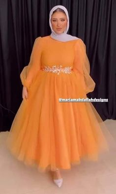 Hijab Dress Party, Hijab Evening Dress, Evening Dresses With Sleeves, Party Wear Dresses, Lilac Prom Dresses, Pretty Prom Dresses, Modest Fashion Hijab, Fashion Dresses, Muslim Prom Dress