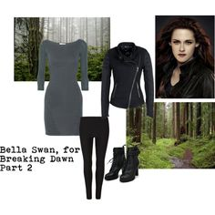 Bella Swan for Breaking Dawn Part 2, created by keepsmiling184 on Polyvore