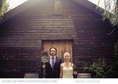 Farm wedding inspiration | Photo: Vivid Blue Photography