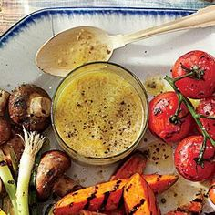 Veggie Vinaigrette Recipe | MyRecipes.com