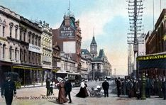 An old Melbourne postcard, found on http://www.walkingmelbourne.com/forum/viewtopic.php?t=413