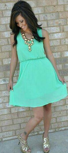 Mint Dress♥
