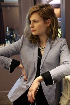 Interview et photos de Christine and the Queens