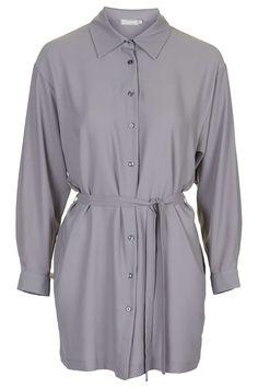 *Shirt Dress by Love - Topshop: £36