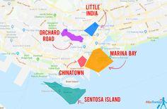 Little India Singapore, Singapore Map, Garden Mall, Big Country, Best Hotels, Travelling, The Neighbourhood, Asia, Wanderlust