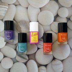 La recensione: Accent Manicure e Flash Top Coat di TNS.