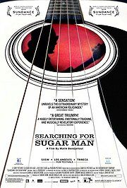Searching for Sugar Man.  // You must see this movie. Great documentary about music, culture, and the power of the Internet. Such an amazing story about the most talented man that no one has ever heard of.