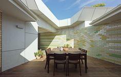The Wattle Avenue House by Melbourne architects Minifie van Schaik.  http://www.designermelbourne.com.au/