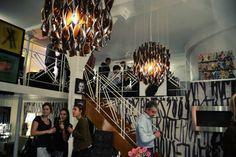 Showroom 10surdix au 5 rue André Cassette, 75006.