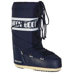 aa98ffa5aff Moon Boot Women s Nylon Boots - Blue