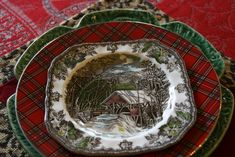 vignette design: Search results for christmas tablescapes from the past