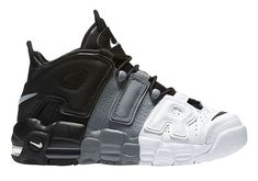 1ef98142bf9f09 Buy and sell authentic Air More Uptempo Tri-Color (GS) shoes and thousands  of other Nike sneakers with price data and release dates.