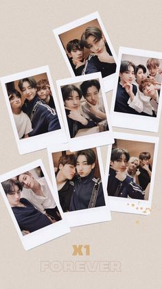 Social Projects, Soft Wallpaper, Best Memories, Social Platform, Boyfriend Material, My Boys, I Am Awesome, Korea, Polaroid Film