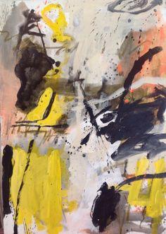 Bernadette Morand 120x80 cm Art Abstract