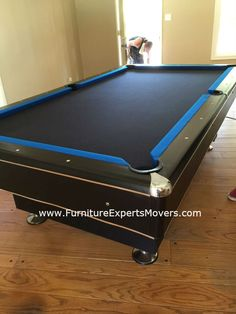 BILLIARD POOL TABLE MOVERS Same Day Service Disassembly - Pool table movers virginia