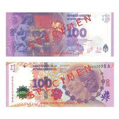 Koncom minulého roka emitovala Argentínska centrálna banka pamätnú bankovku, ktorá si pripomína osobnosť Evu Perón. Čo poviete zaujímavý zberateľský kúsok?
