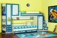 Детская Твинс - модульная система, фото 1