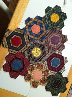 Ramblings of a quilter