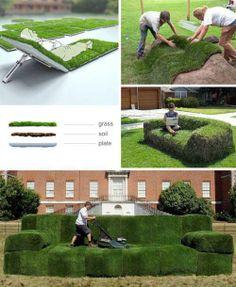 Lawn furniture...