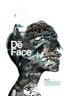 Poster | De Face — Designspiration