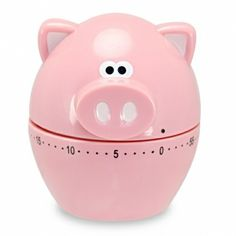 Kitchen Timer Value Pack - Piggy Wiggy and Moo Moo Timers