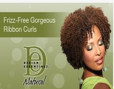 Get the natural products that your hair needs ... Natural by Design Essentials www.designessentials=shop.nl