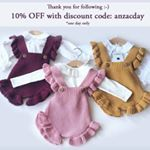 Thank you for following :-) 10% off with discount code: anzacday Shop online: www.mamer.com.au *ONE DAY ONLY
