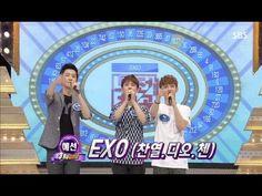 엑소(EXO) 첸 '샤방샤방' 트로트 왕자 등극 @도전 1000곡 20130707
