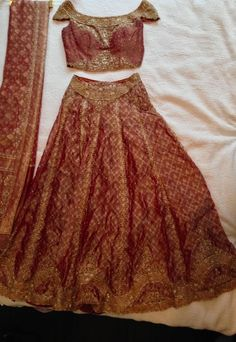 Sheetal India Designer Bridal or Formal Embroidered Ghagra Choli Lehenga Mint! #Sheetal #Choli