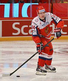 Alexander Kutusow - russischer Nationalspieler