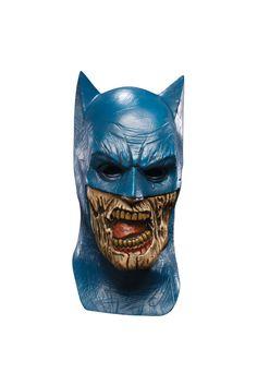 Máscara de Batman zombie The Blackest Night