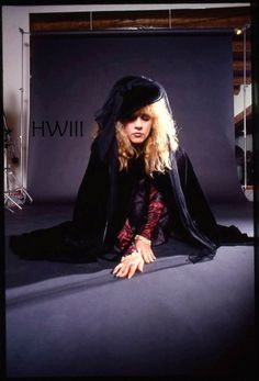 a rare photo of Stevie ~ ☆♥❤♥☆ ~ taken by Herbert W. Worthington 111 in 1985; this photo was originally and publicly shared by the very generous Vikki Carlucci; credit and thanks to her