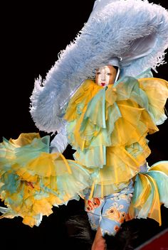 John Galliano for The House of Dior, Spring/Summer, 2003, Haute Couture