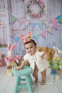 photoshoot 24 Easter Photoshoot Ideas for Kids to make your Easter stories a memorable one - Hike n Dip Baby Photography Tips, Children Photography, Photography Backdrops, Easter Backdrops, Cute Baby Pictures, Easter Pictures For Babies, Easter Story, Easter Activities, New Baby Products