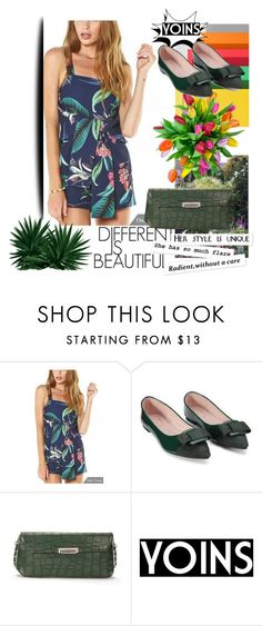 """""""YOINS http://yoins.me/1PrM4be"""" by ajsajunuzovic ❤ liked on Polyvore featuring outfit, chic, fab and yoins"""