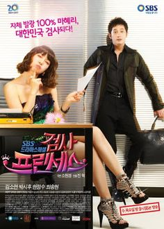 Prosecutor Princess: A delightful romance but a lackluster female lead and slightly boring legal story lines. 7/10