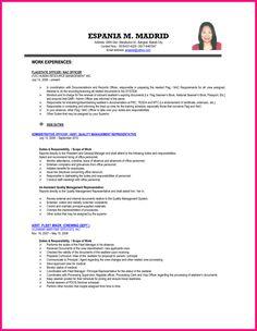 best Resumes images on Pinterest   Resume examples  Resume tips     SP ZOZ   ukowo