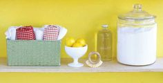 Make Your Own Non Toxic Cleaning Kit!