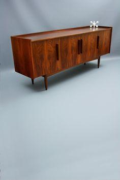 Rare Moderntone MID Century Lowline Sideboard Buffet Retro Vintage Parker Danish in Narre Warren, VIC | eBay
